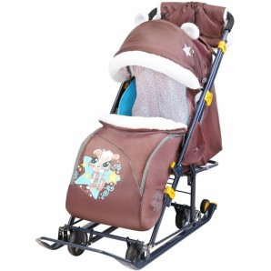 Санки-коляска Ника Детям 7-6