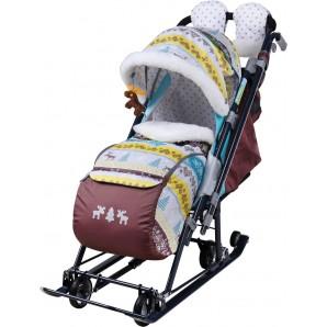 Санки-коляска Ника Детям 7-7