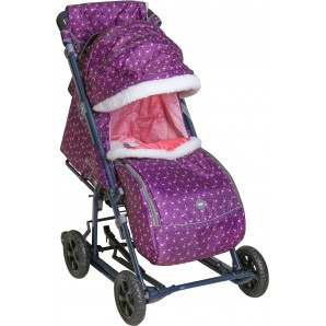 Санки-коляска Ника Детям 8-1