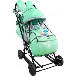 Санки-коляска Ника Детям 8-3К