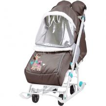 Санки-коляска Ника Наши Детки 2