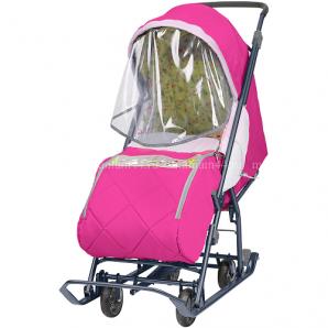 Санки-коляска Ника Наши Детки 3