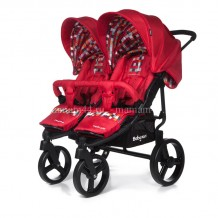 Коляска Baby Care Cruze Duo New