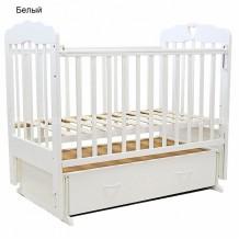 Кровать Топотушки Виолетта 6 с сердечком