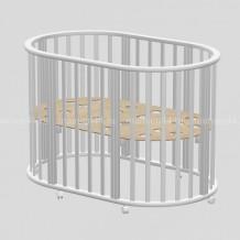 Кругло-овальная кровать Ведрусс Оливия New 4в1